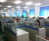 越新宏办公室内景