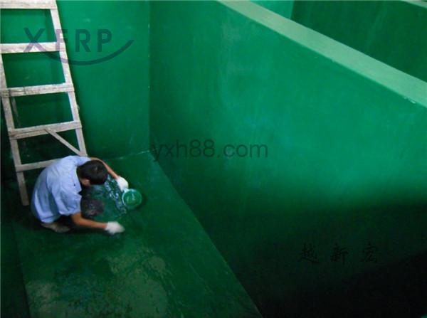 东莞文峥鑫五金前处理池防腐