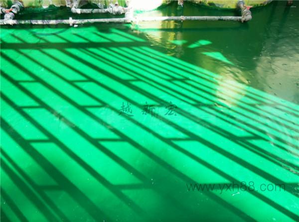 竞华线路板废水站防腐