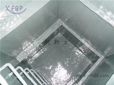 氢氟酸池防腐