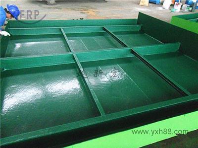 钢制水槽防腐
