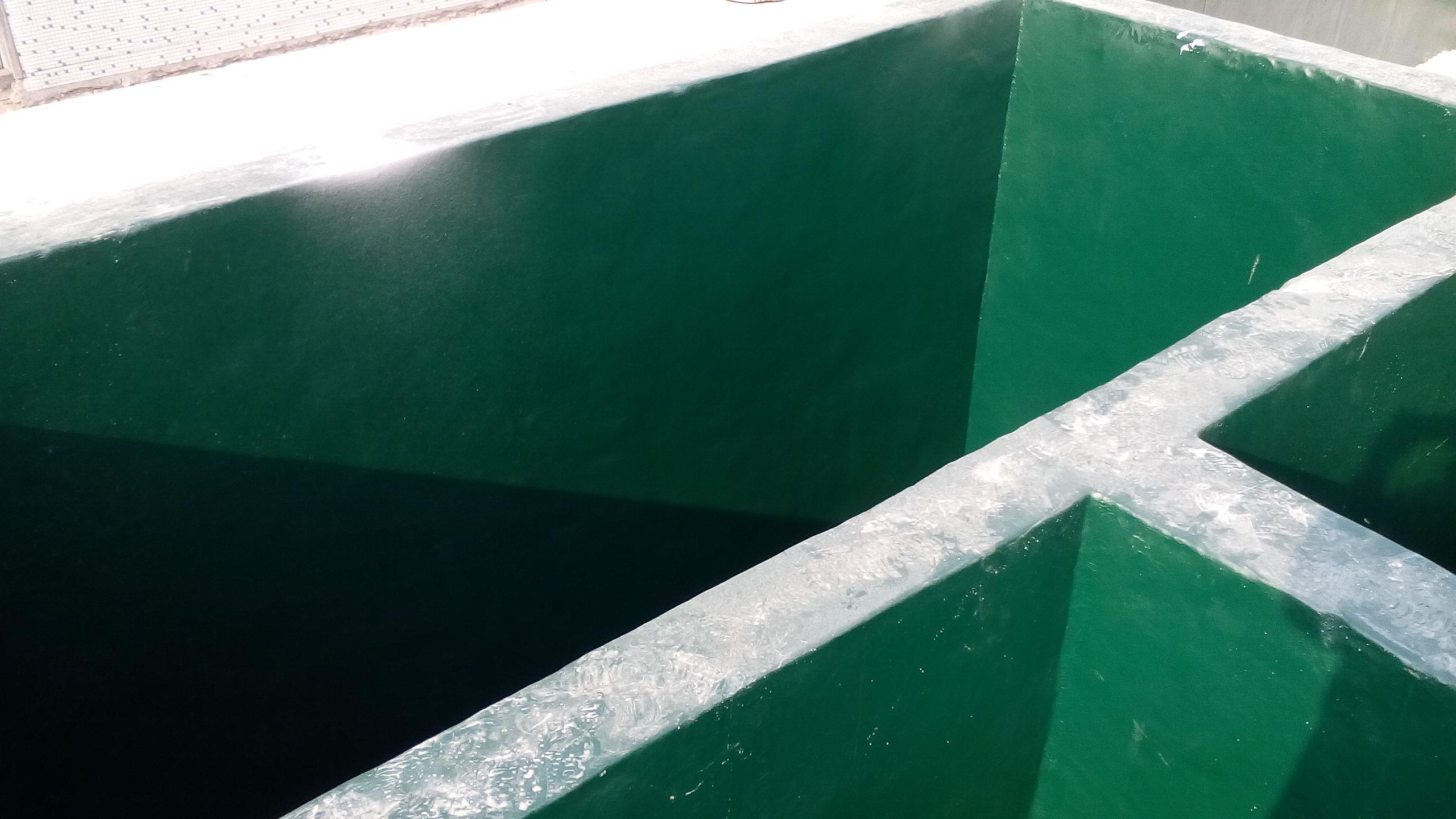 环氧树脂水池防腐